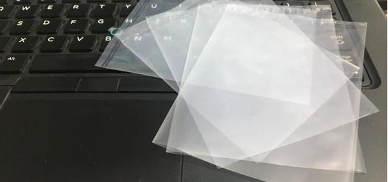 Túi PE – Hướng dẫn phân loại túi nilon PE